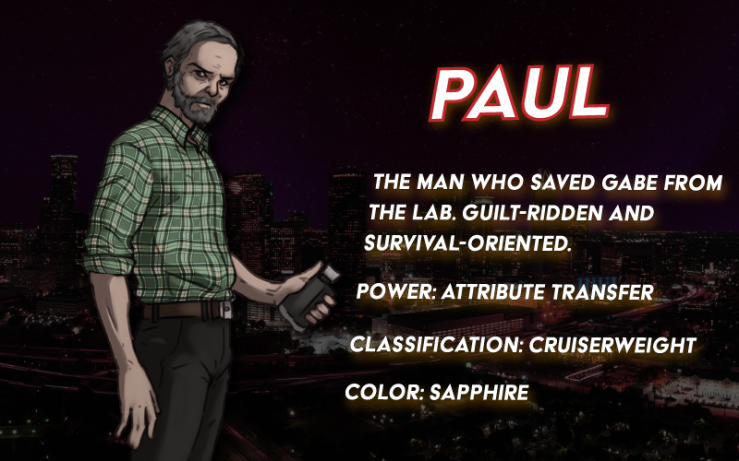 Paul-Profile